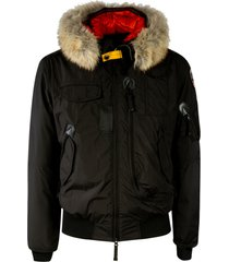 parajumpers furry hood multi-pocket jacket