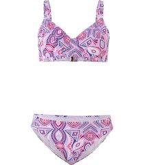 bikini minimizer con ferretto (rosa) - rainbow