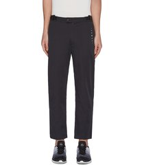 quick dry belted pants