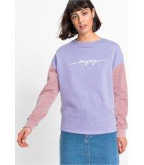 sweater van biologisch katoen