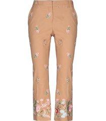 true royal cropped pants