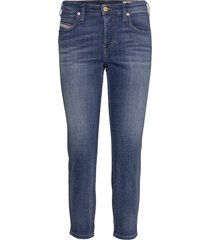 babhila trousers slimmade jeans blå diesel women