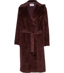 lavagna outerwear coats wool coats rood marella