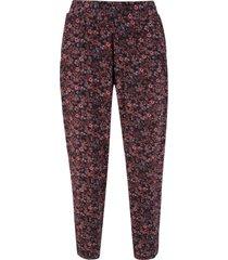 pantaloni in jersey alla caviglia (nero) - bpc bonprix collection