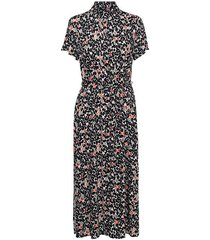 &co woman and co dress amalia long minimal flower
