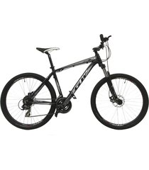 bicicletas todo terreno gw alligator  rin 27.5 shimano 7 v. freno disco suspen negro blanco