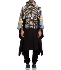 poncho uomo navaho