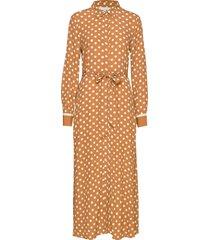 bina dr maxi dress galajurk oranje part two