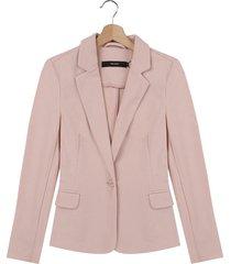 blazer rosa vero moda