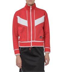 polycotton track jacket