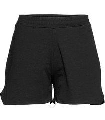 cc heart jersey shorts shorts flowy shorts/casual shorts svart coster copenhagen