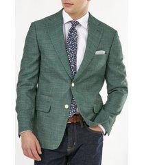 tallia men's solid weave slim fit blazer