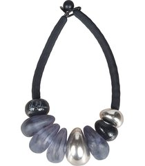 maria calderara assorted design necklace