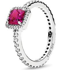 anel beleza eterna vermelho