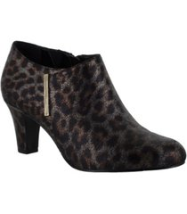 easy street zandra booties women's shoes