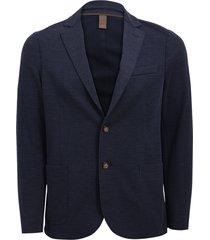 real cut patch pocket jacket