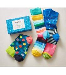 happy socks women's gift of happiness socks by sundance