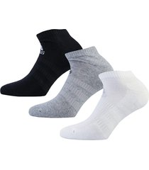 3-pack cushioned low-cut socks