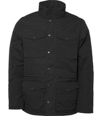 fjallraven black raven winter jacket 82276