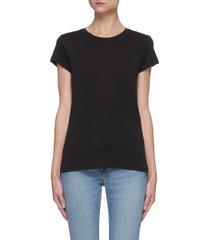 'le mid' crewneck organic pima cotton t-shirt