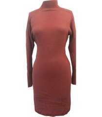 taylor ribbed sweater dress