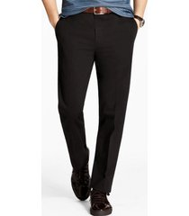 pantalon clark fit stretch chino negro brooks brothers