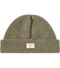 nigel cabourn solid beanie | light army | ncacc-arm