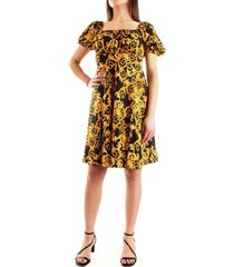 korte jurk versace jeans couture d2hwa440wdp901