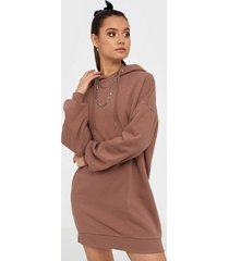 nly trend oversize chunky hoodie loose fit dresses
