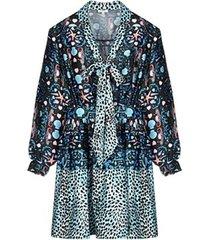sea world print dress