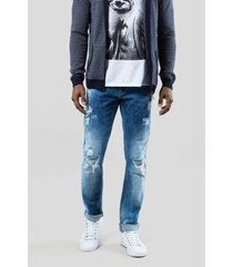 calca jeans +5561 ceres claro reserva masculina