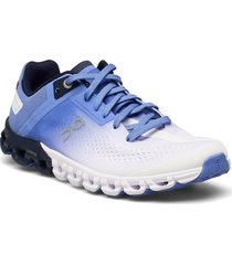 cloudflow shoes sport shoes running shoes blå on