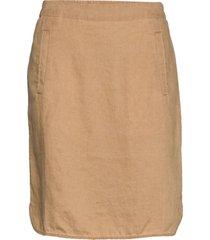 rhapsodypw sk knälång kjol brun part two