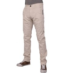 agostino - pants small pleat - zumo - broeken - ecru