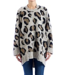 r13 oversized sweater leo