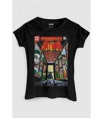camiseta dc comics batman rogues gallery bandup!
