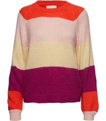 lana jumper gebreide trui multi/patroon lollys laundry