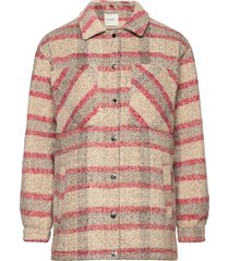 kaori jacket overshirts beige sparkz copenhagen