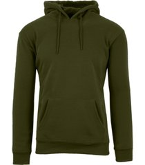 galaxy by harvic men's slim-fit fleece-lined pullover hoodie