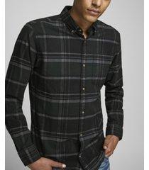 jack & jones men's classic check shirt