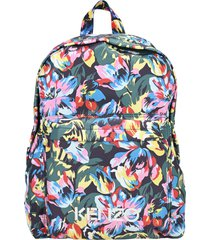 kenzo x vans tulipes backpack