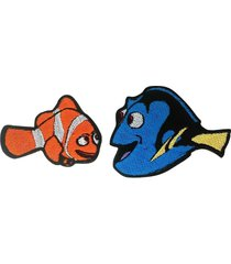 finding nemo dory patches sew iron on badge bag hat jeans dress fabric applique
