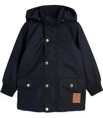 pico jacket parka jacka blå mini rodini