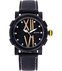 reloj negro-café virox airtime