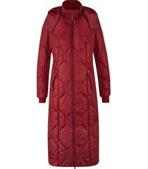 giaccone lungo trapuntato (rosso) - bpc bonprix collection