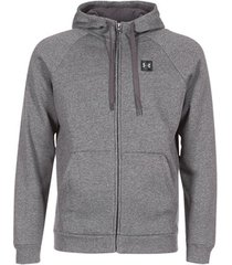 sweater under armour rival fleece fz hoody