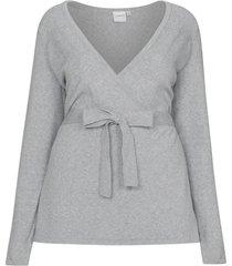 cardigan jrdiamond ls knit wrap