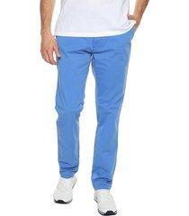 pantalon 01-azul preppy chino 98% algodón 2% elastano bota 19