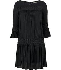 klänning onltyra 3/4 flare short dress