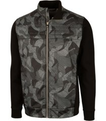 cutter & buck men's big and tall discovery windblock jacket